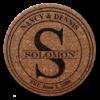 Split Monogram Trivet
