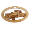 Personalized 1967 Chevy Stepside Truck Ornament