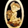 Personalized Veterinarian Ornament