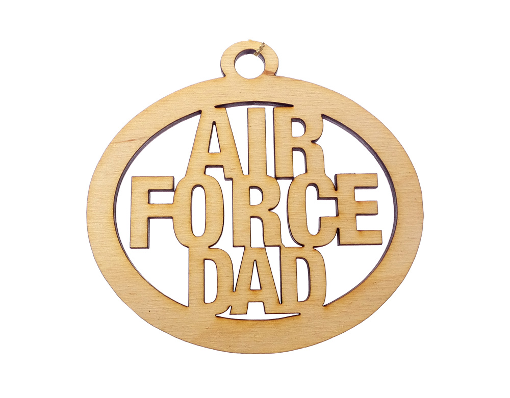 Personalized Air Force Dad Gifts