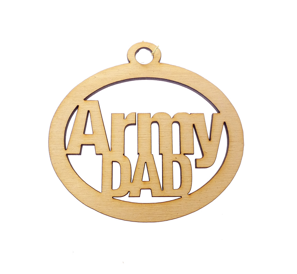 Personalized Army Dad Gifts