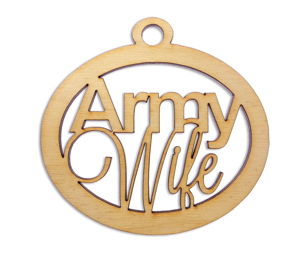 Personalized Army Wife Gifts