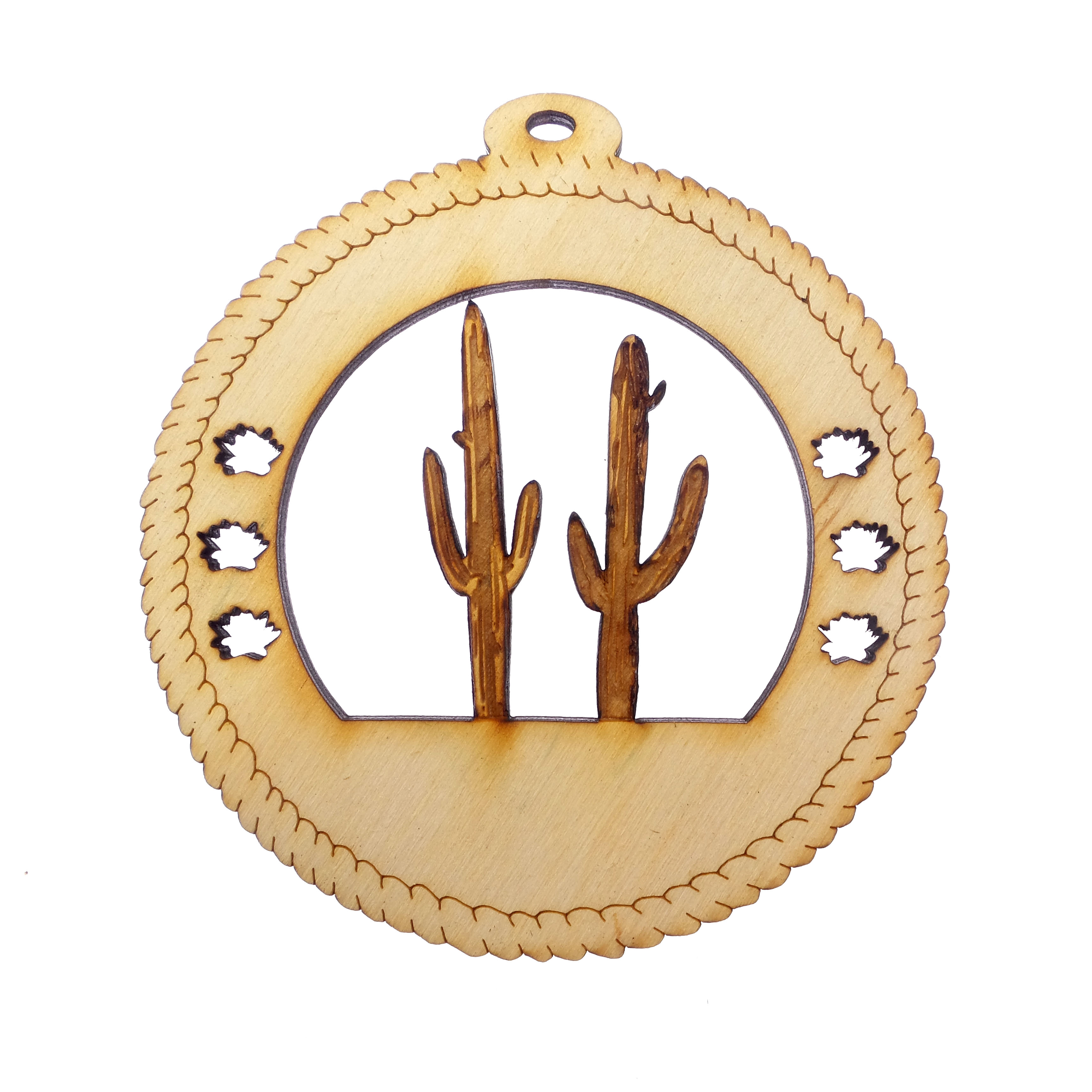 Personalized Cactus Party Favors