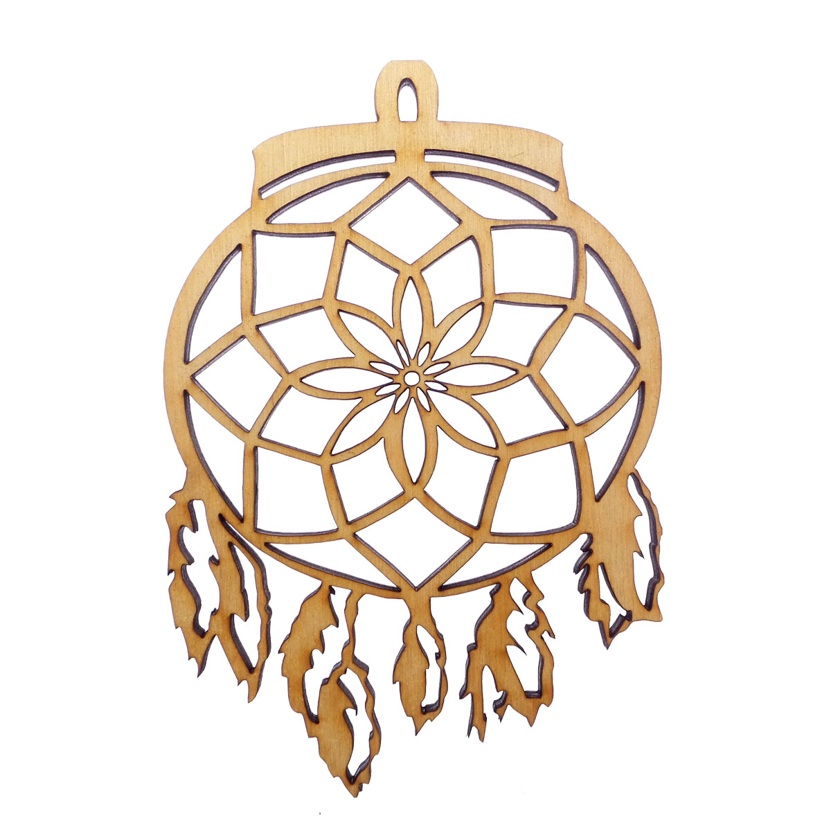 Personalized Dream Catcher Ornament
