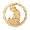 Personalized Surgeon Ornament