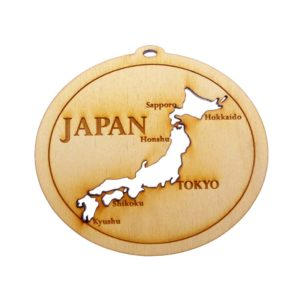 personalized Japan souvenir