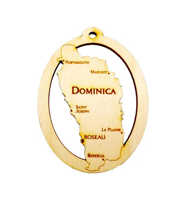 Personalized Dominica Souvenirs
