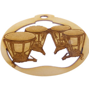Personalized Timpani Drum Gift