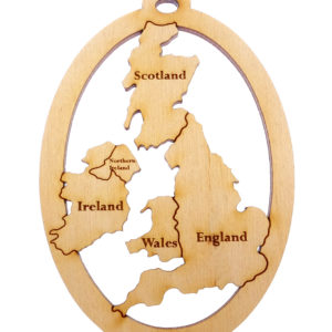 Personalized United Kingdom Souvenir