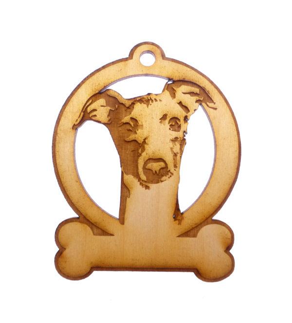 Personalized Italian Greyhound Memorial