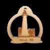Biloxi MS Lighthouse Souvenir