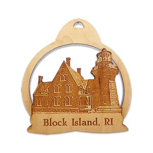 Block Island RI Lighthouse Souvenir