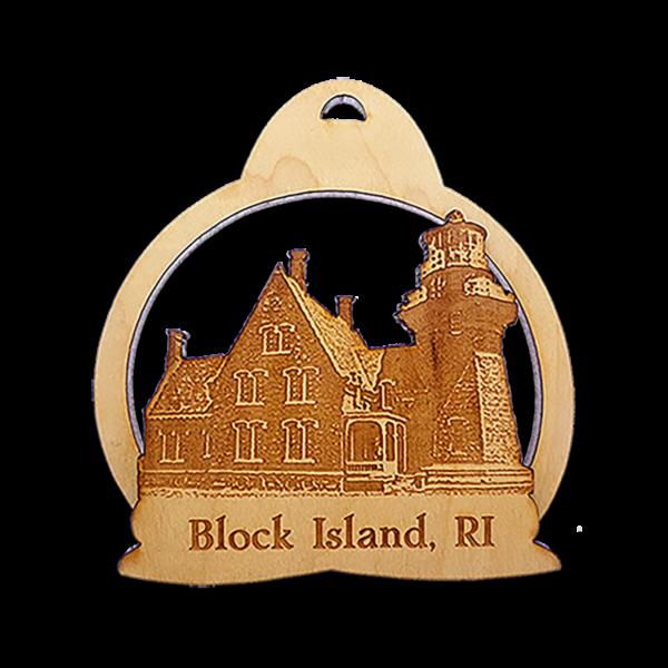 Block Island RI Lighthouse Souvenir