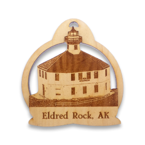 Eldred Rock Lighthouse Souvenir