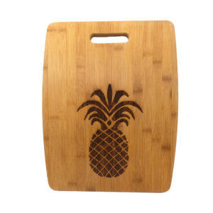 Personalized Bamboo Cutting Board, Large