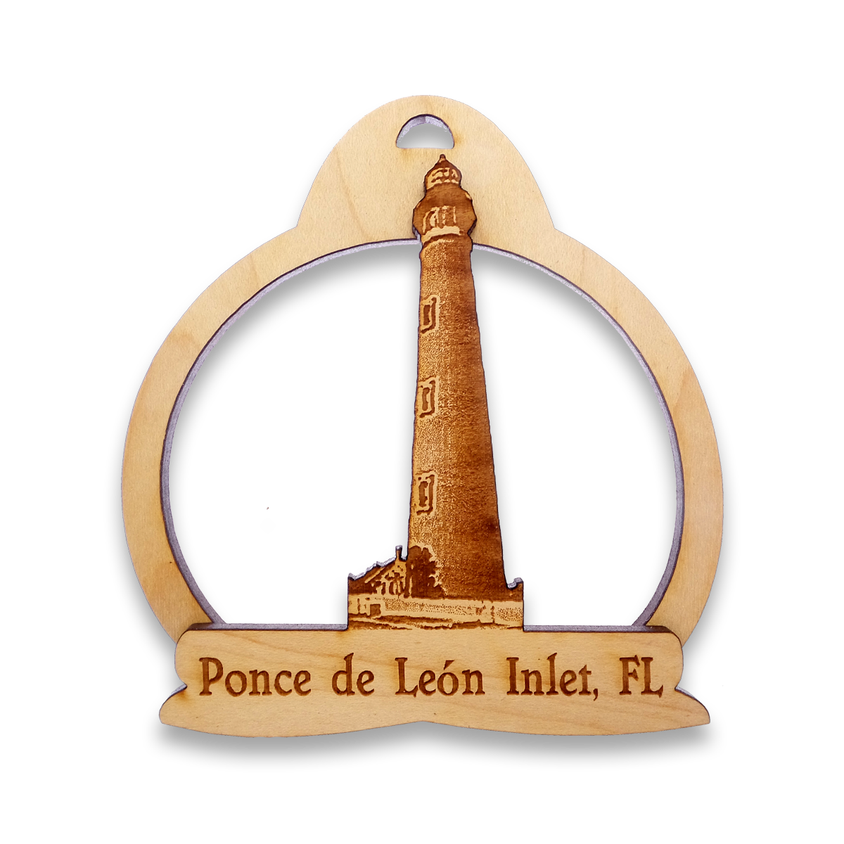 Ponce de Leon Lighthouse Ornament