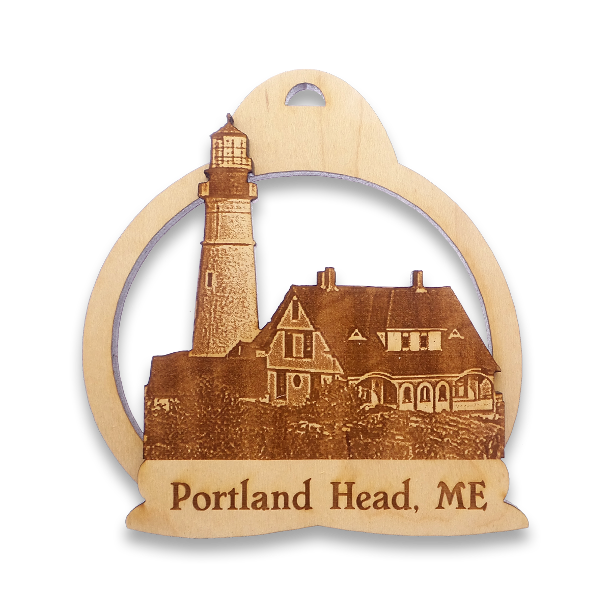 Portland Head Lighthouse Ornament