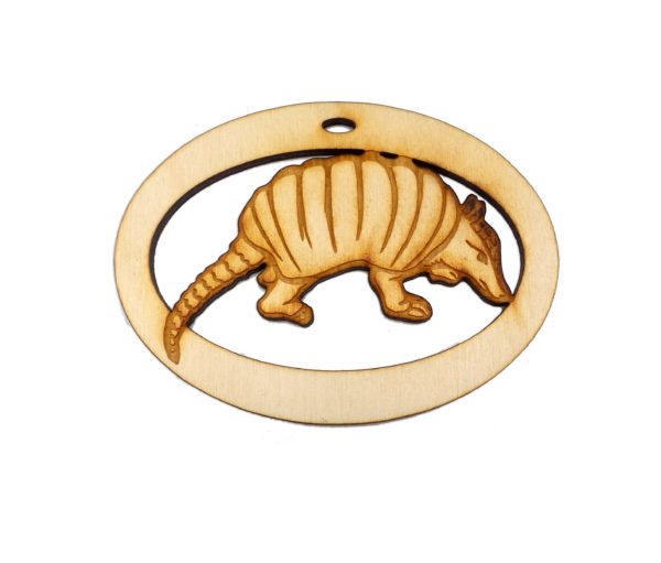 personalized Armadillo gift
