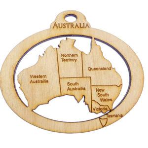 Personalized Australia Souvenir