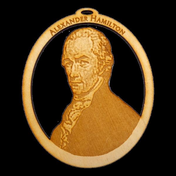 Personalized Alexander Hamilton Souvenir