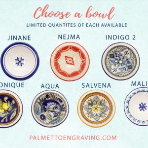 Bowl Choices