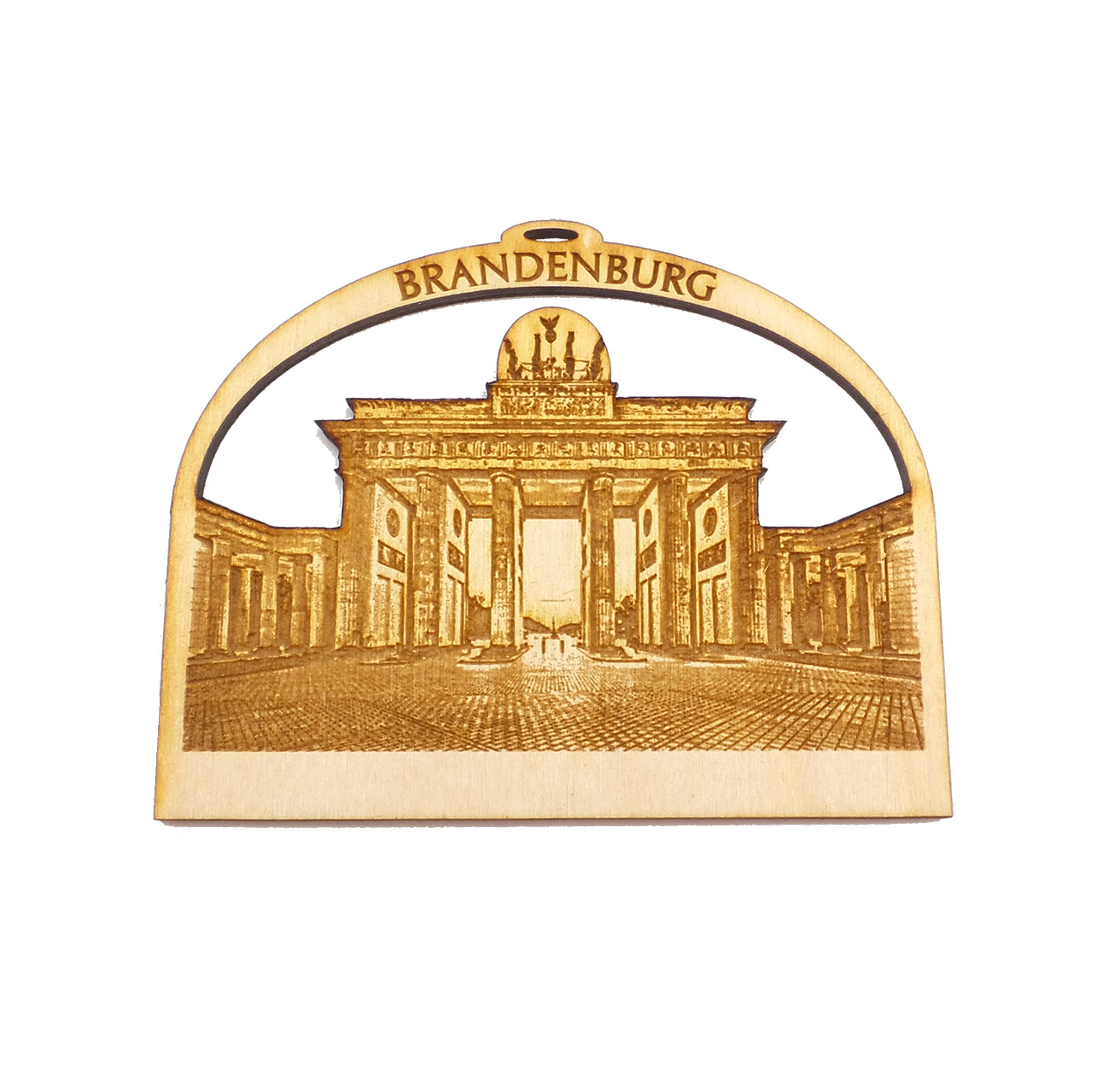 Brandenburg Gate Ornament