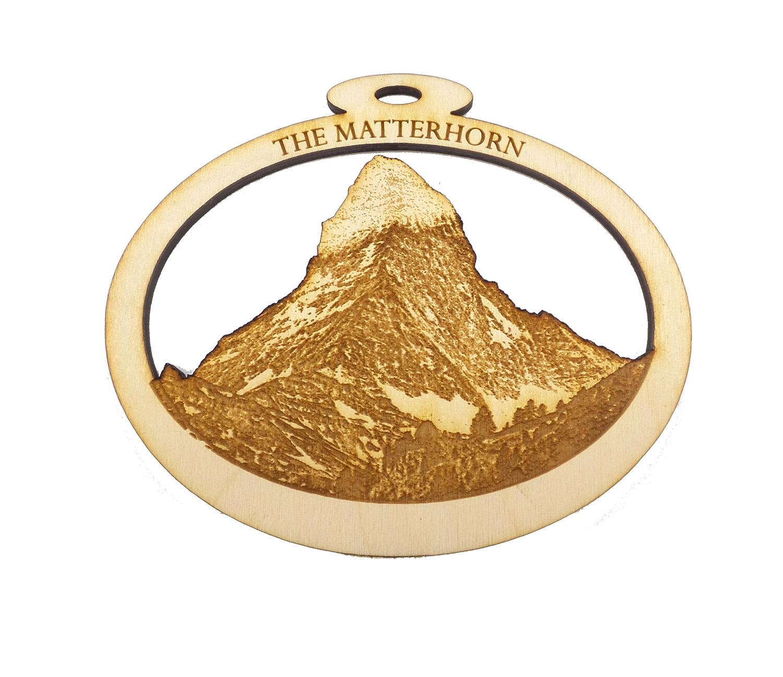 Matterhorn Ornament