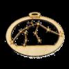 Personalized Aquarius Ornament