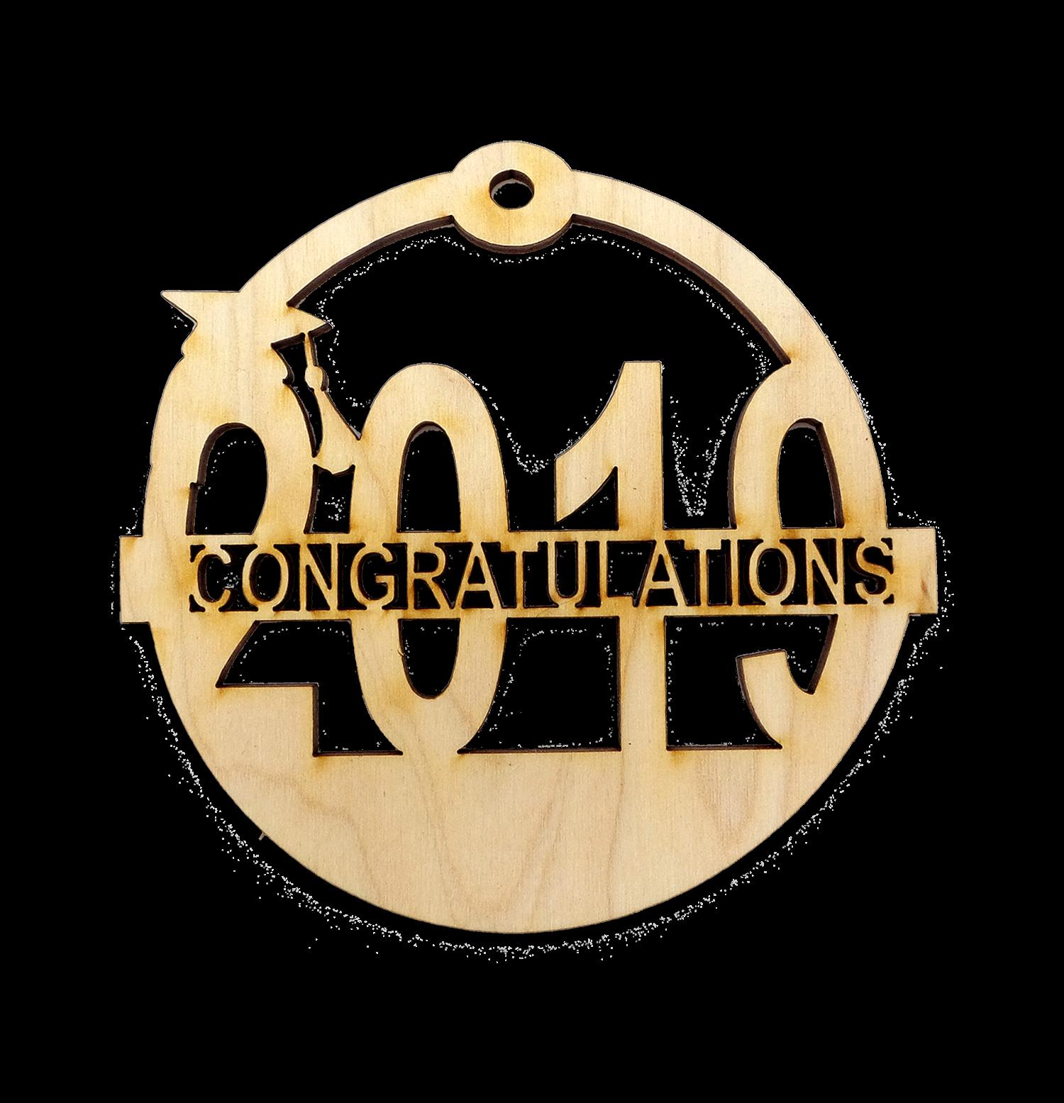 Graduation 2019 Ornaments