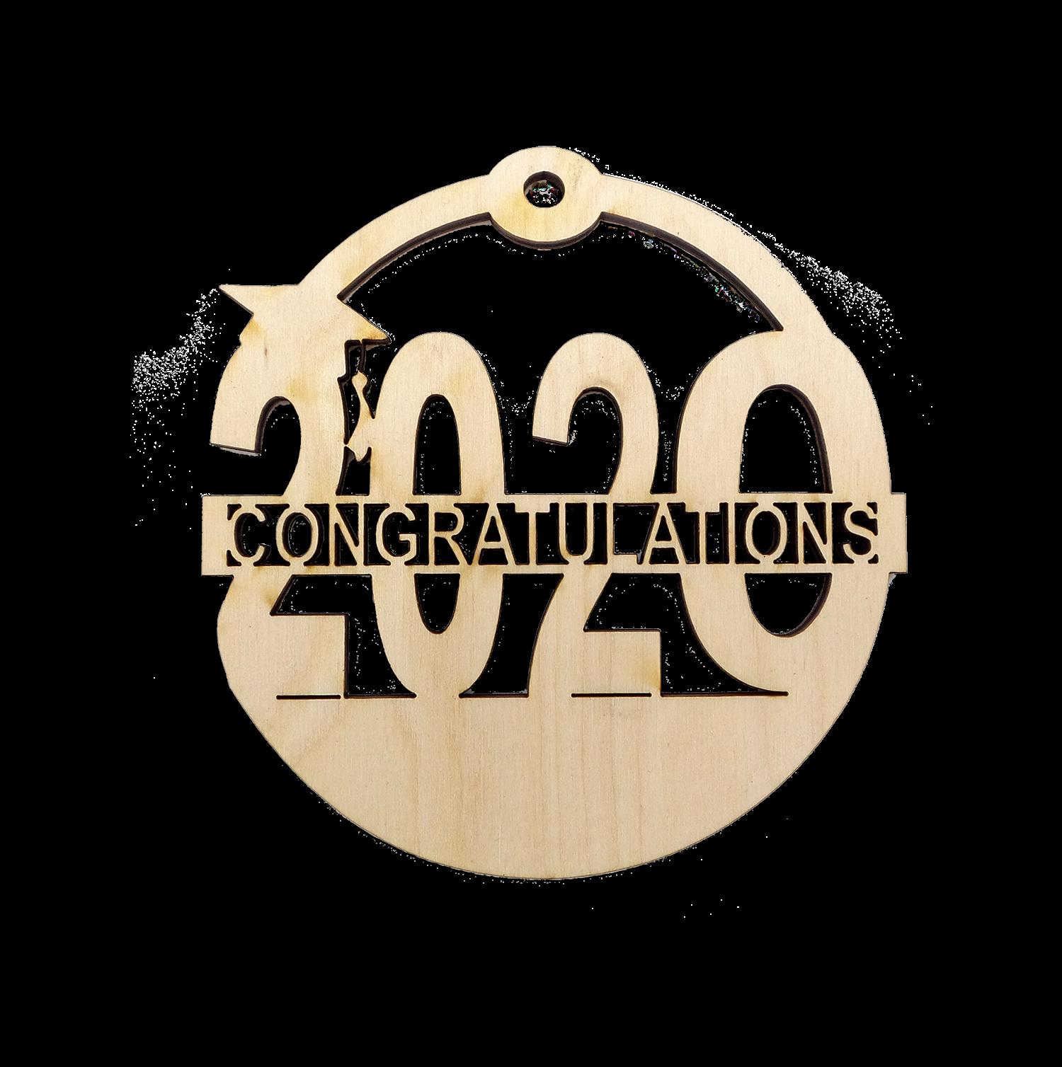 2020 Graduation Ornaments