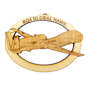 USAF RQ-4 Global Hawk Ornament