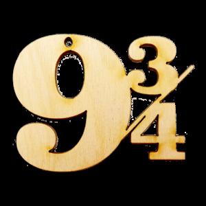 9 3/4 Ornament