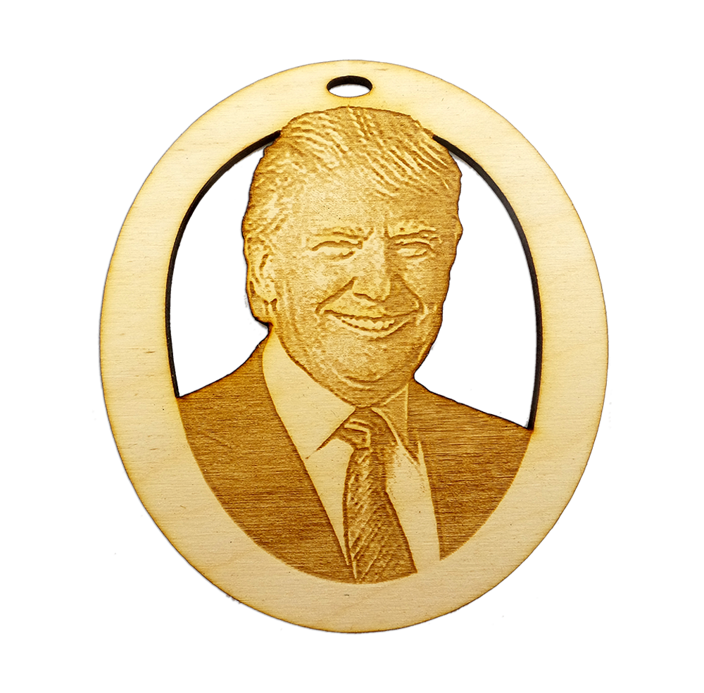 President Trump Ornament