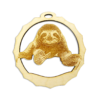 Personalized Sloth Ornament