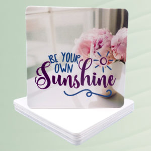 Be Your Own Sunshine Coaster