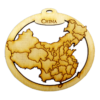 Personalized China Ornament