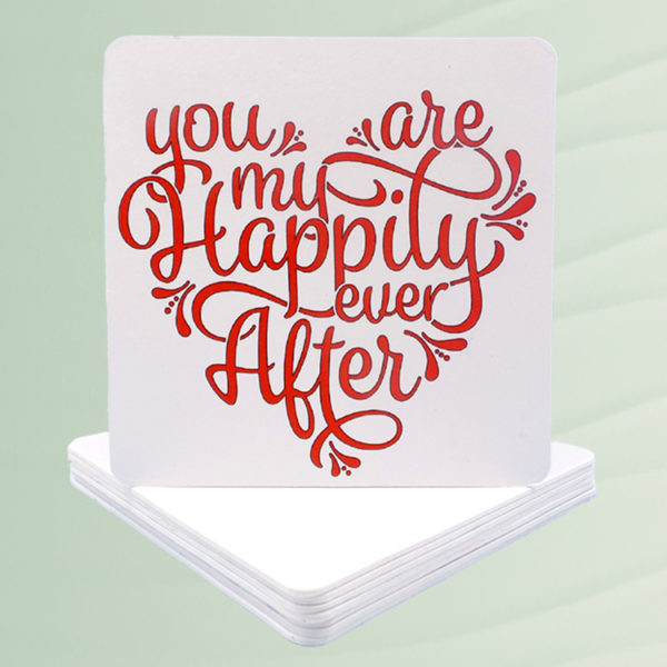 Happily Ever After Coasters