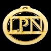 Personalized LPN Nurse Ornament