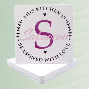 Seasoned With Love Coasters