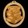 Book Lover Ornament