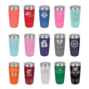 Personalized 20oz Insulated Tumblers