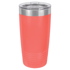 Coral 20oz Insulated Tumbler