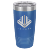 Personalized 20oz Royal Blue Insulated Tumbler