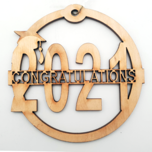 Graduation 2021 Ornament